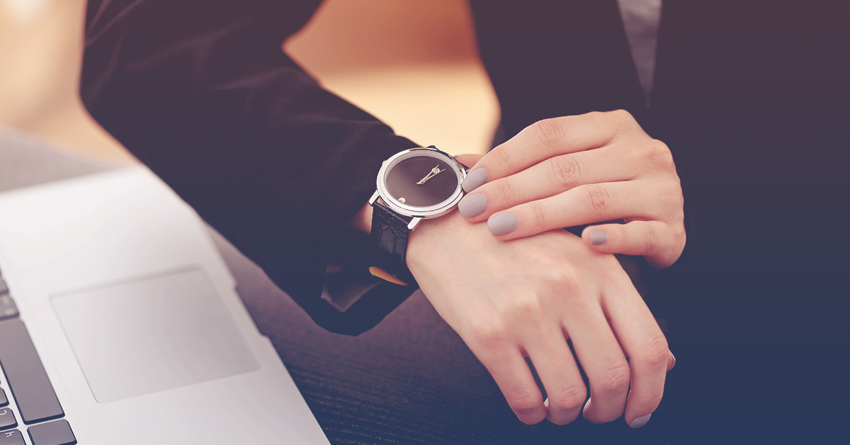 8 Steps to Take Back Your Time